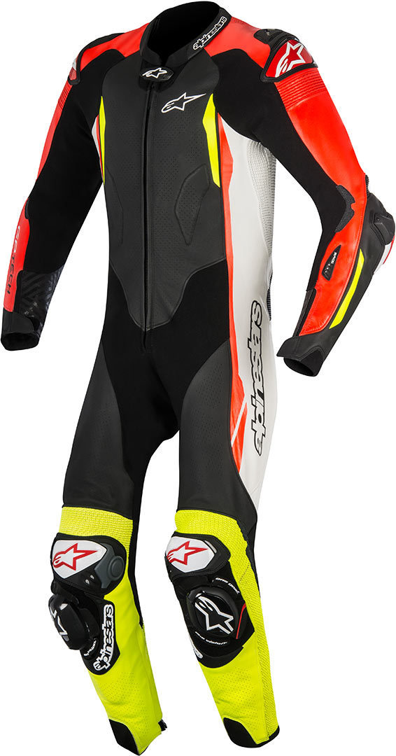 Alpinestars GP Tech v2 1PC Lederkombi  TECH-AIR COMPATIBLE